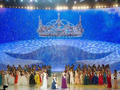 MissWorld 2012