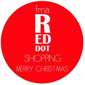 RedDot round email logo