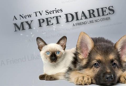 """""""My Pet Diaries"""" TV Series"""