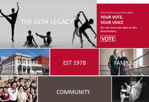 The Goh Ballet Legacy